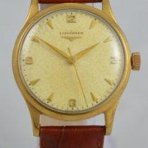 Longines Хорошее Желтое золото 33mm Механические