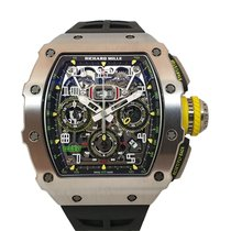 Richard Mille Titanium 49.94mm Automatic RM 11-03 new UAE, Dubai