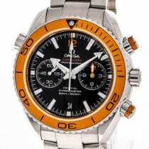 Omega Seamaster Planet Ocean Chronograph 232.30.46.51.01.002 2016 gebraucht