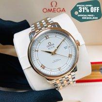 Omega 424.20.40.20.02.003 Or/Acier De Ville Prestige 39.5mm nouveau