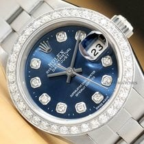 Rolex Oyster Perpetual Lady Date 69240 gebraucht