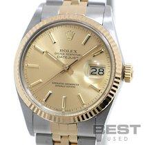 Rolex Datejust Or/Acier 36mm