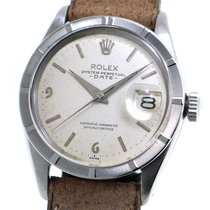 Rolex 1501 Steel 1960 Oyster Perpetual Date 34mm pre-owned