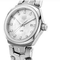 TAG Heuer Link Lady new 2020 Quartz Watch with original box and original papers WBC1312.BA0600