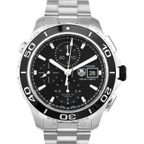 TAG Heuer Aquaracer 500M Steel 41mm Black No numerals United States of America, Texas, Richardson