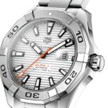 TAG Heuer Aquaracer 300M Steel 43mm White No numerals United States of America, Texas, Richardson