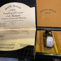 Franck Muller Crazy Hours Rose gold Silver United States of America, New York, staten island