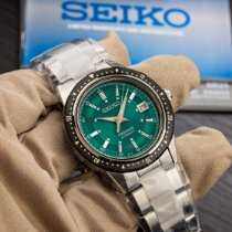 Seiko Presage Steel 41.3mm Green No numerals United States of America, Texas, Austin