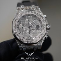 Audemars Piguet Royal Oak Offshore Audemars Piguet Royal Oak Offshore Baguette Diamond Set pre-owned