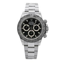 Rolex Daytona Steel 40mm Black No numerals United States of America, Florida, miami