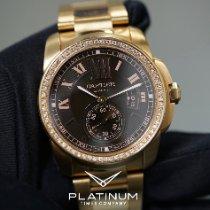 Cartier Calibre de Cartier w7100040 Good Rose gold 42mm Automatic