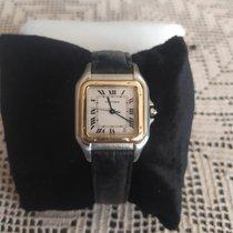 Cartier Acero y oro Cuarzo 1100 usados México, Guadalajara