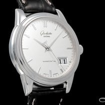 Glashütte Original Senator Panorama Date Acier 39mm