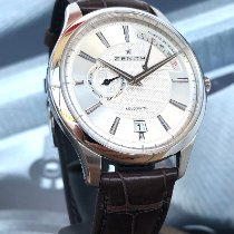 Zenith Captain Power Reserve Acero 40mm Plata Sin cifras