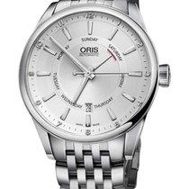 Oris Artix Pointer Stahl 42mm Silber Deutschland, Simmerath