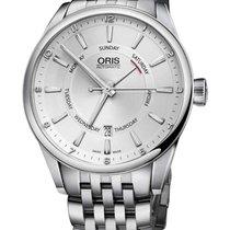 Oris Stahl 42mm Automatik 0175576914051-0782180 neu Deutschland, Simmerath