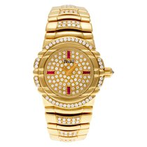 Piaget Tanagra pre-owned 25mm Yellow gold