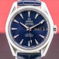 Omega Seamaster Aqua Terra Steel 44mm Arabic numerals United States of America, Massachusetts, Boston