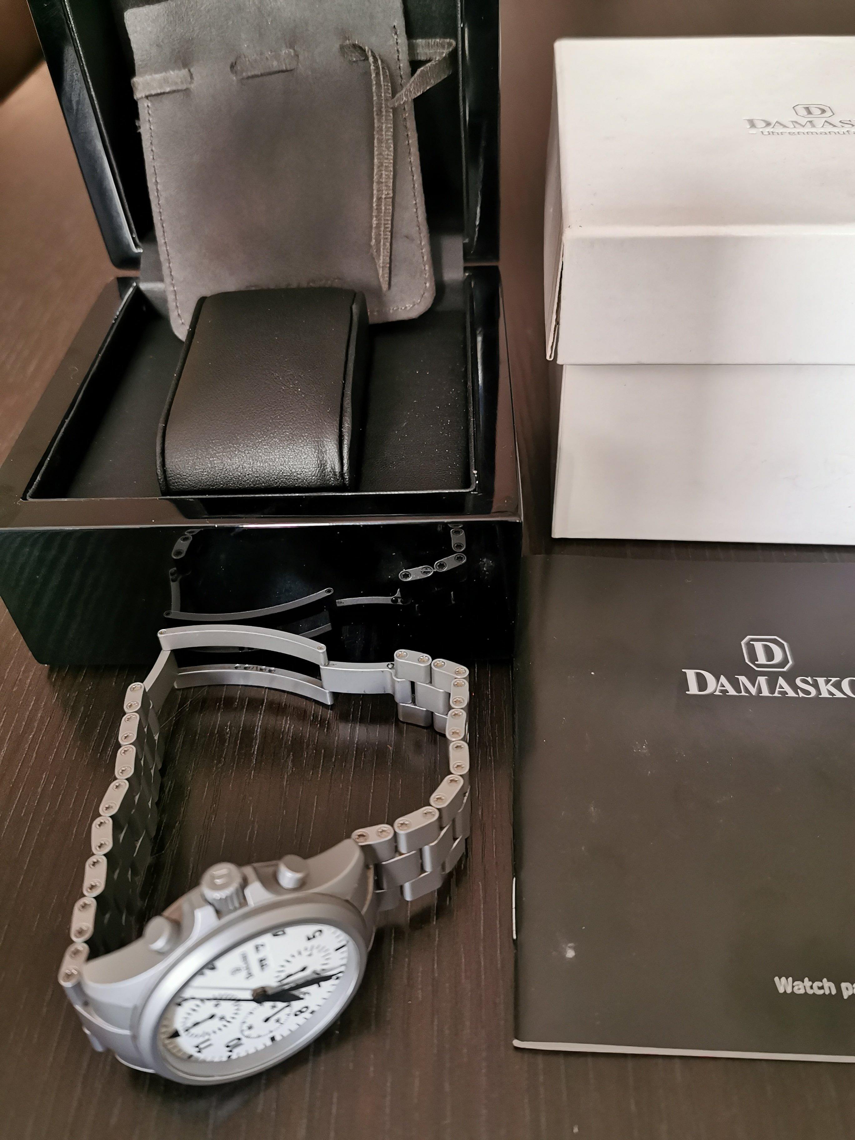 Damasko DC 57 Si à vendre pour 2.125 € par un Vendeur