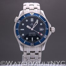 Omega 2561.80 Steel 1999 Seamaster Diver 300 M 36.2mm pre-owned United States of America, New York, White Plains
