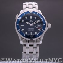 Omega 2561.80 Steel 1998 Seamaster Diver 300 M 36.2mm pre-owned United States of America, New York, White Plains