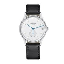NOMOS Orion Neomatik Steel 40.5mm Silver United States of America, New Jersey, Englewood