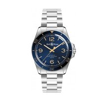 Bell & Ross BR V2 Steel 41mm Blue United States of America, New Jersey, Englewood