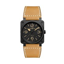 Bell & Ross BR 03-92 Ceramic Ceramica 42mm Negru