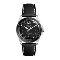 Bell & Ross BR V2 new Automatic Watch with original box and original papers BRV292-BL-ST/SCA
