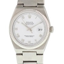 Rolex Datejust Oysterquartz Steel 36mm White United States of America, New York, New York