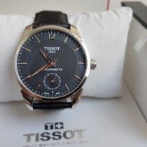 Tissot T-Complication Stahl Schwarz