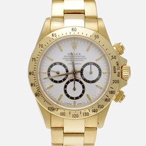 Rolex Daytona occasion 40mm Date Or jaune