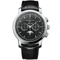 Vacheron Constantin Traditionnelle Platino 43mm Negro