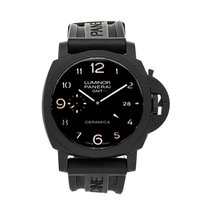 Panerai Luminor 1950 3 Days GMT Automatic PAM 441 pre-owned