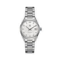 TAG Heuer Carrera Lady WAR1314.BA0778 Nové Ocel 32mm Quartz
