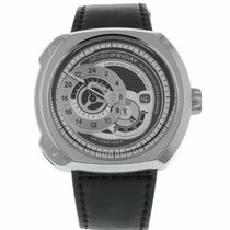 Sevenfriday Steel 44.3mm Automatic Q1/01 new United States of America, Florida, Sarasota