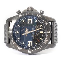Breitling Chronospace Military M7836622.BD39.159M 2017 pre-owned