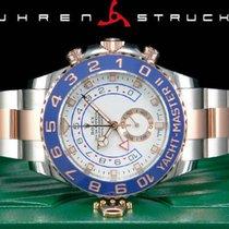 Rolex Yacht-Master II neu 2020 Automatik Uhr mit Original-Box und Original-Papieren 116681