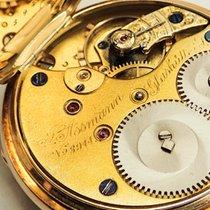 Jules Jürgensen Ruzicasto zlato 36mm Rucno navijanje rabljen