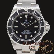 Rolex Submariner (No Date) neu 2009 Automatik Uhr mit Original-Box und Original-Papieren 14060M