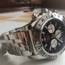 Breitling Chronomat GMT Stahl 47mm Schwarz Deutschland, Eschbronn