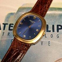 Patek Philippe Golden Ellipse 3589 1971 подержанные