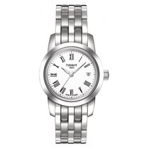 Tissot Classic Dream Zeljezo 28mm Bjel