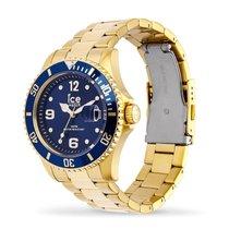 Ice Watch Ouro/Aço 40mm Quartzo IC016761 novo
