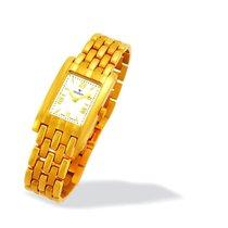 Viceroy Ouro amarelo Quartzo AM2-278-03 novo