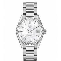 TAG Heuer Carrera Lady new 2020 Quartz Watch with original box and original papers WBK1316.BA0652