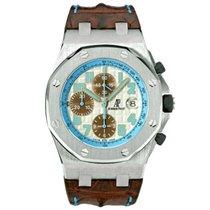 Audemars Piguet Royal Oak Offshore Chronograph Сталь 42mm Белый