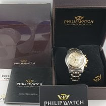 Philip Watch Steel 40mm Automatic 8243925017 pre-owned