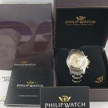 Philip Watch Stahl 40mm Automatik 8243925017 gebraucht