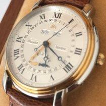Maurice Lacroix Masterpiece neu 1998 Automatik Uhr mit Original-Box und Original-Papieren Ref. 44410